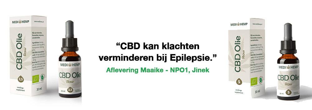 cbd kan klachten epilepsie verminderen