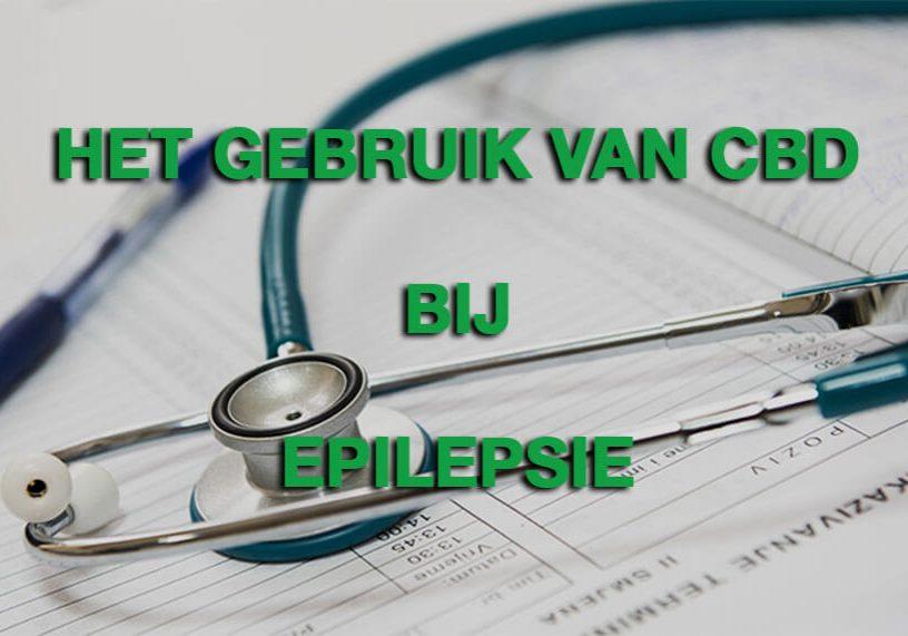gebruik van cbd bij epilepsie