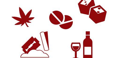 CBD tegen verslaving